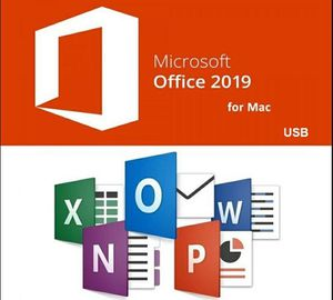 Mac Office 2019 on USB for Sale in Calumet City, IL