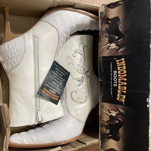 Real Leather Cowboy Boots They are Original And brand New for Sale in Duluth, GA