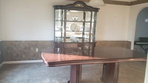 Diningroom Table and China Cabinet for Sale in Verona, PA
