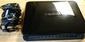 Netgear router N600 for Sale in Aurora, CO