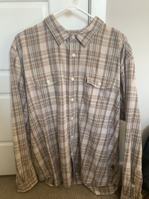 Patagonia organic cotton flannel for Sale in Phoenix, AZ