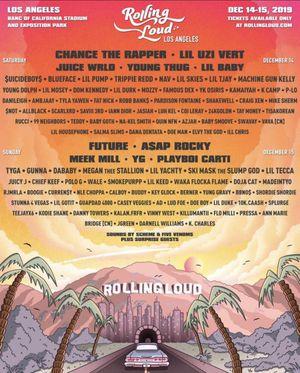 ROLLING LOUD LA - VIP for Sale in Riverside, CA