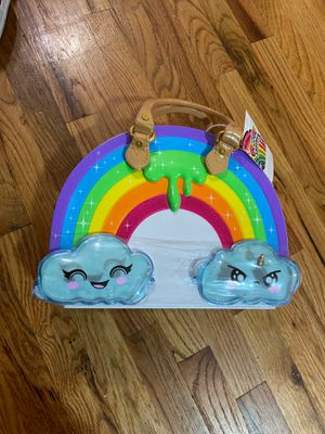 Poopsie chasmell rainbow slime kit for Sale in Chicago, IL