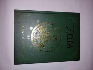 Legend of Zelda book for Sale in San Antonio, TX