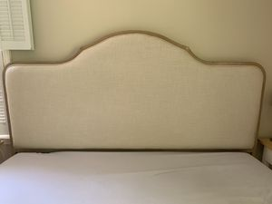 King sized bed frame for Sale in Signal Mountain, TN