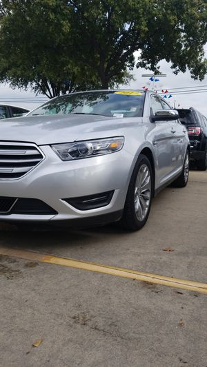 2017 Ford Taurus for Sale in Austin, TX