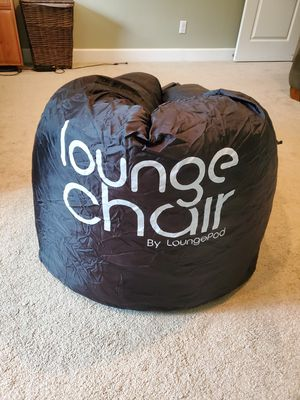 Inflatable Lounge Chair by LoungePad for Sale in Graham, WA