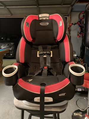 Graco 4ever 4 in 1 Convertible Car seat (Pink) for Sale in Sacramento, CA