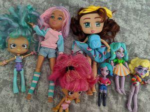 Girls dolls for Sale in Fallbrook, CA