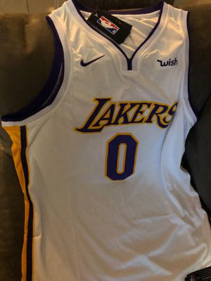 2a3adc5d772 Kyle Kuzma LA Lakers Nike size 54 for Sale in Hollister