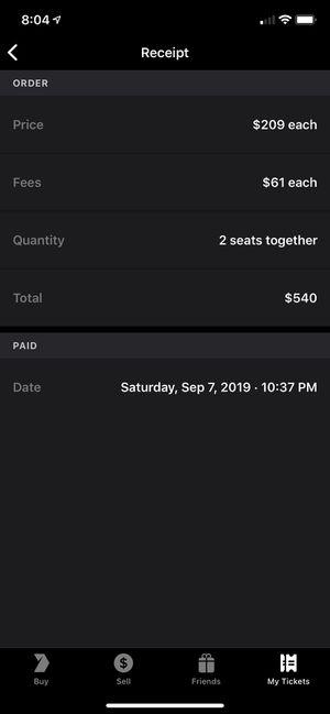 Denver Broncos Tickets for Sale in Fort Collins, CO