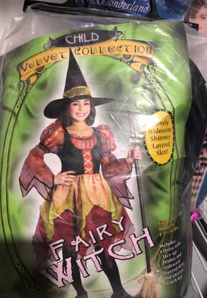 Witch costume child for Sale in Oviedo, FL