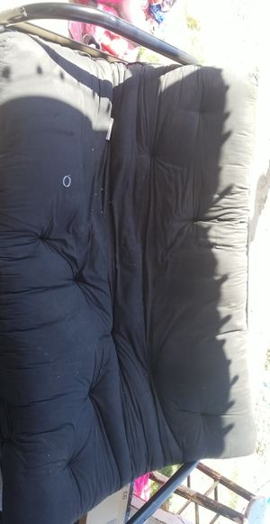 Free futon (Its bent in and needs new screws) for Sale in Phoenix, AZ