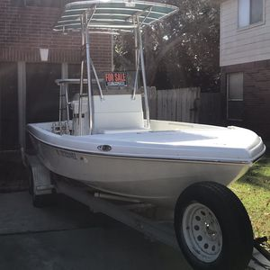 1996 Action Craft boat made in Florida center console for Sale in La Porte, TX