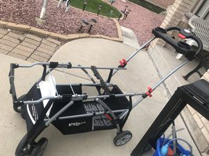 Double snap and go stroller for Sale in Berwyn, IL