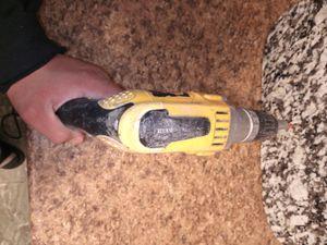 DeWalt power drill for Sale in Philadelphia, PA