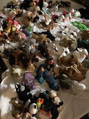 128 Lot Beanie Babies for Sale in McDonough, GA