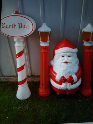 Xmas blow molds for Sale in IL, US