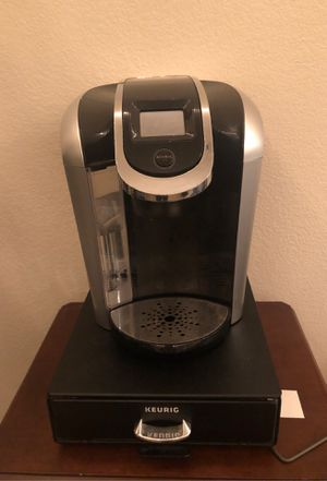 Keurig Coffee Maker with K-Cup Drawer for Sale in San Diego, CA