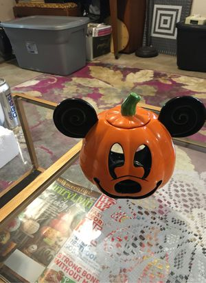 Commemorative Disney Mickey Mouse tealite vessel for Sale in Hyattsville, MD
