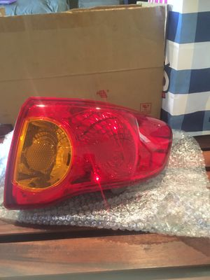 Corolla tail light 09-10 for Sale in Baldwin Park, CA