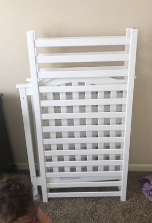 Baby's crib brand new for Sale in Tampa, FL