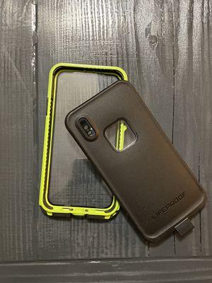 iPhone X Lifeproof FRÉ case for Sale in Phoenix, AZ