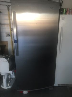 Stainless refrigerator for Sale in Portland, OR