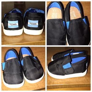 Baby toms size t3 $20 for Sale in Portland, OR