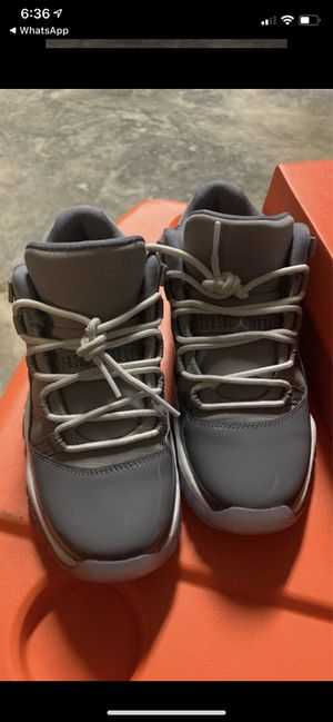 Jordan 11 cool grey for Sale in Miami, FL