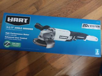 "Hart 4-1/2"" angle grinder for Sale in Overland,  MO"