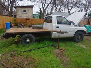 Dodge 1500 Flatbed Work Truck for Sale in San Antonio, TX