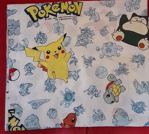 Pokemon vintage one sheet $35 for Sale in Lawndale, CA