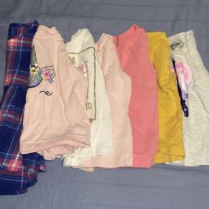 Girl 24mo and 2T clothes bundle for Sale in Norwalk, CA