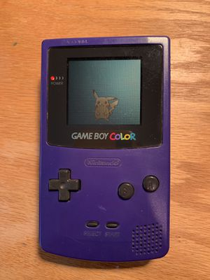 Grape GameBoy Color for Sale in Tampa, FL