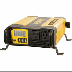 DEWALT 1000-Watt Power Inverter for Sale in Phoenix, AZ