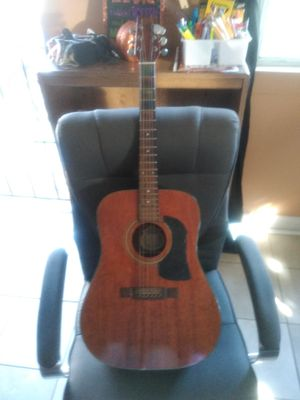 washburn acoustic guitar d-10m for Sale in Long Beach, CA