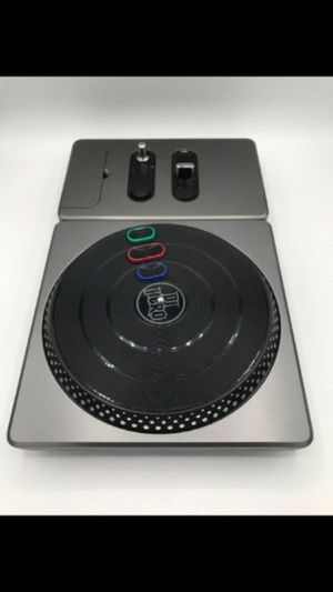 Dj Hero 2 Turntable Controller - Grey for Sale in New York, NY