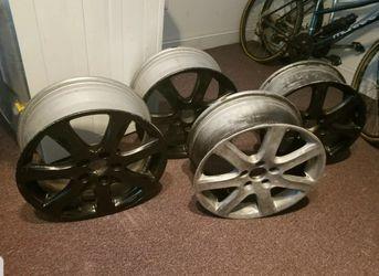 Set of 4 Honda Alloy Wheels/Rims 17x7JJ for Sale in Lexington,  SC