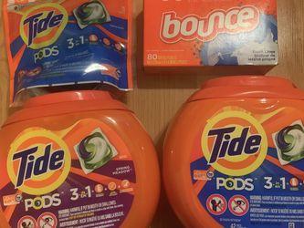 Tide Bundle for Sale in Fresno,  CA