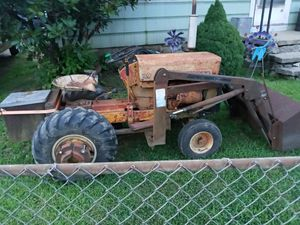 Cub 100 w/ Johnson Loader model 10tc for Sale in Watertown, CT