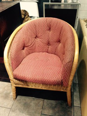 Rattan chair for Sale in San Diego, CA