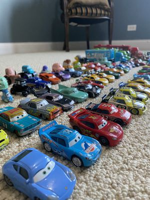 Cars the movie toy cars for Sale in Elmhurst, IL