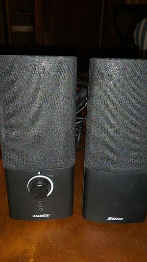 Bose Companion 2 Series III Computer Speakers for Sale in San Diego, CA