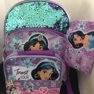 Brand New! Girl characters Backpack for Sale in Garden Grove, CA
