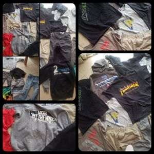 Teen boys skate clothes for Sale in Apple Valley, CA