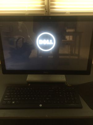Dell touchscreen desktop for Sale in New Braunfels, TX