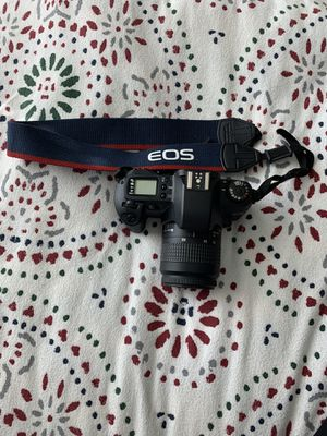 Canon EOS Rebel G Film SLR Camera Kit with 35-80mm Lens for Sale in Sammamish, WA