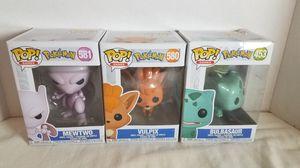 Pokemon Funko Pop! for Sale in Puyallup, WA