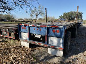 2001 daeco flatbed for Sale in San Antonio, TX